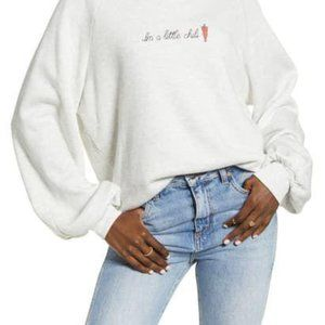 Project Social T I'm A Little Chili Women's Hoodie